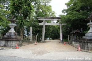 大和神社(天理市新泉町)1