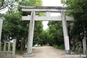 大和神社(天理市新泉町)3