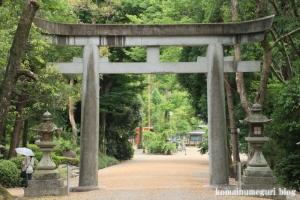 大和神社(天理市新泉町)5