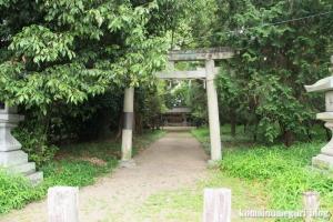 御霊神社(天理市永原町)1