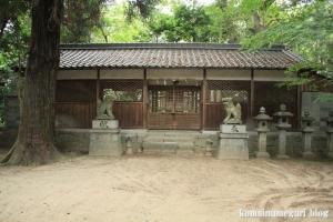 御霊神社(天理市永原町)5