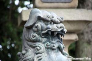 和爾下(わにした)神社 (天理市櫟本町)12