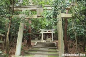 和爾下(わにした)神社 (天理市櫟本町)19