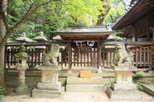 和爾下(わにした)神社 (天理市櫟本町)33