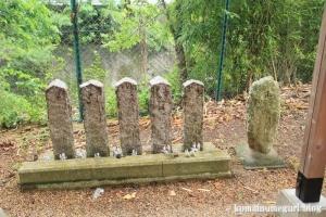 和爾下(わにした)神社 (天理市櫟本町)53