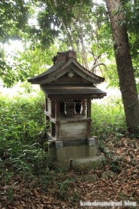 和爾下(わにした)神社 (天理市櫟本町)16