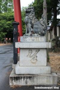 和爾下(わにした)神社 (天理市櫟本町)4