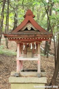 和爾下(わにした)神社 (天理市櫟本町)22