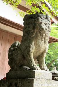 和爾下(わにした)神社 (天理市櫟本町)27