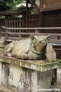 和爾下(わにした)神社 (天理市櫟本町)31