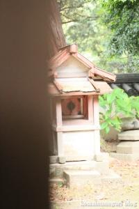 和爾下(わにした)神社 (天理市櫟本町)40