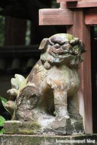 和爾下(わにした)神社 (天理市櫟本町)45