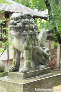 養天満宮(奈良市西ノ京町)8