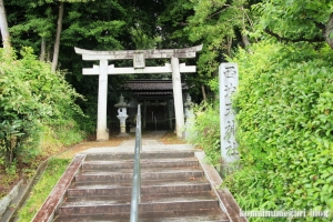 西波天神社(奈良市六条)1