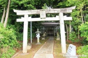 西波天神社(奈良市六条)3