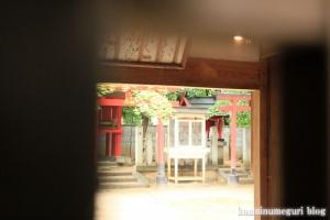 西波天神社(奈良市六条)18