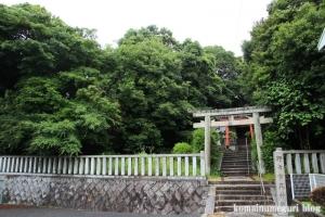 野々宮天神社(奈良市六条)1
