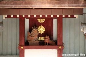 野々宮天神社(奈良市六条)10