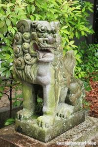 野々宮天神社(奈良市六条)7