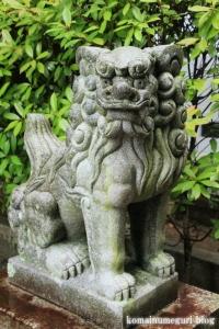 野々宮天神社(奈良市六条)8
