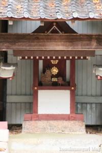 野々宮天神社(奈良市六条)9