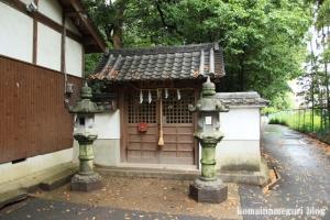天武神社(奈良市七条)1