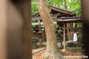 天武神社(奈良市七条)4