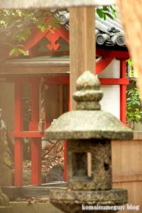 天武神社(奈良市七条)8