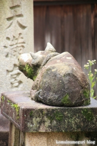 天満神社(奈良市七条)6