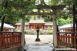 薬師寺休丘八幡宮(奈良市西ノ京町)4