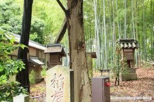 孫太郎稲荷神社(奈良市七条)2