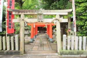 孫太郎稲荷神社(奈良市七条)3