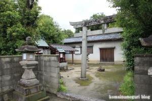 福天満神社(奈良市六条町)1
