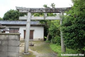 福天満神社(奈良市六条町)2