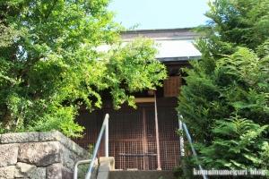 春日神社(川越市砂新田)8