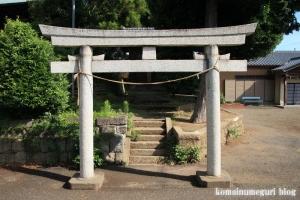 春日神社(川越市砂新田)13