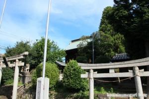春日神社(川越市砂新田)17
