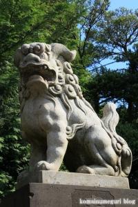 春日神社(川越市砂新田)6