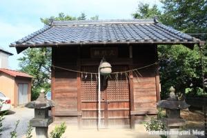 厳島神社(い川越市砂)6