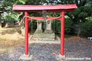 厳島神社(い川越市砂)10