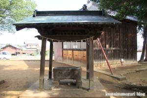 砂氷川神社(川越市砂)7