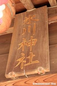 砂氷川神社(川越市砂)10