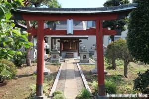 花山稲荷神社(川越市寺尾)5