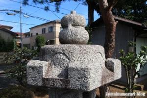 花山稲荷神社(川越市寺尾)13