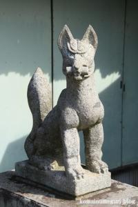 花山稲荷神社(川越市寺尾)8