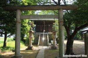 日枝神社(川越市下新河岸5