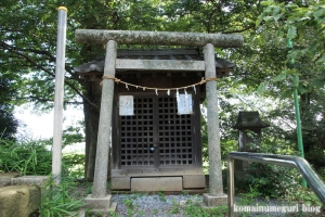 日枝神社(川越市下新河岸14