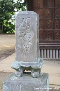 日枝神社(川越市下新河岸10