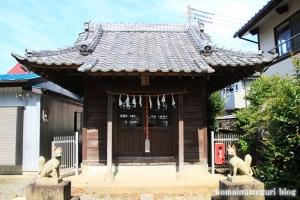 稲荷神社(川越市牛子)7