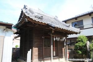 稲荷神社(川越市牛子)8